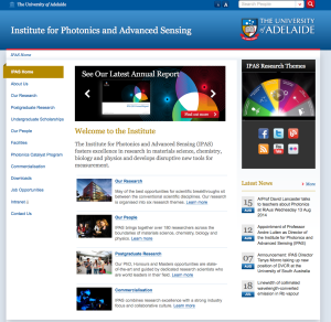 New IPAS Website