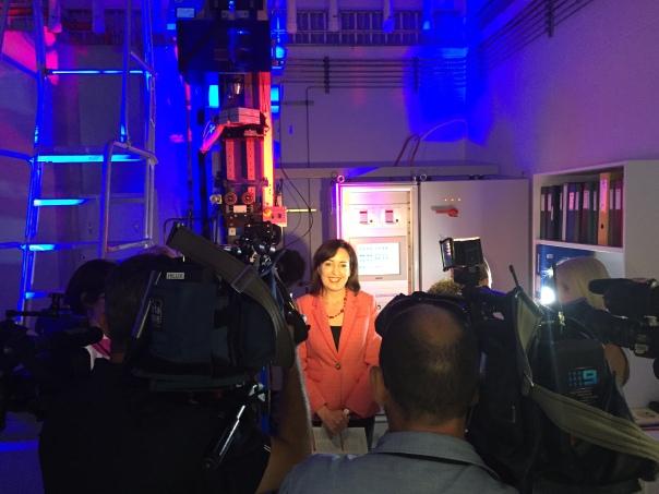 Minister Susan Close