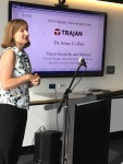 Dr Anne Collins (Trajan Scientific and Medical)