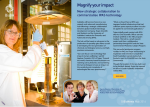 Magnify your Impact BioNews Article