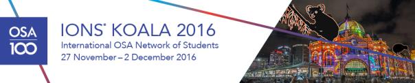 Koala Student Conference 2016