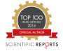 Top 100 Articles of 2016
