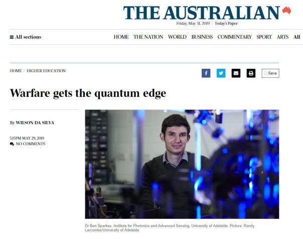 quantum snipping